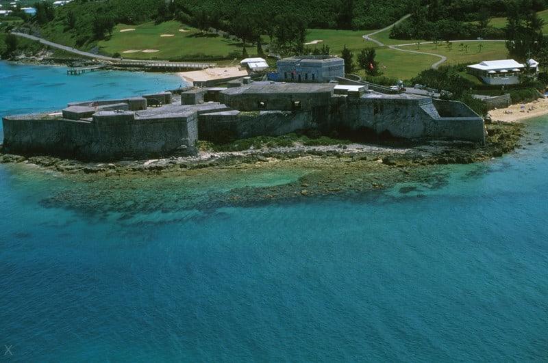 Fort St Catherine, Bermuda
