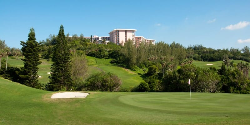 Turtle Hill Golf Club at Fairmont Southampton, Bermuda