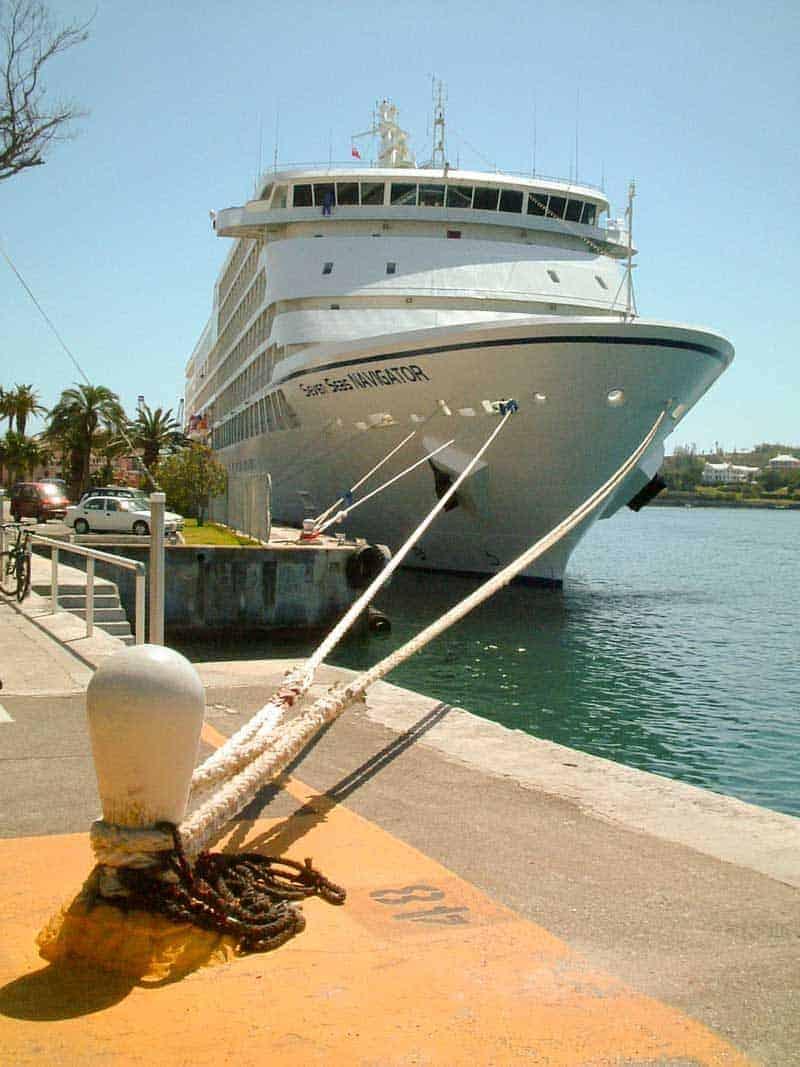 Cruises To Hamilton Bermuda