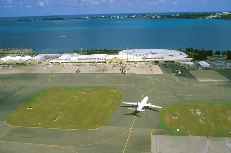 LF Wade International Airport, Bermuda