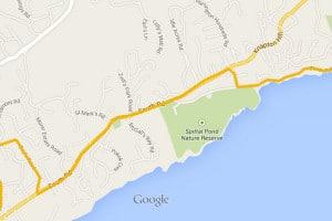 Bus Route 1 Bermuda - Hamilton, Grotto Bay, Bermuda Airport, St George