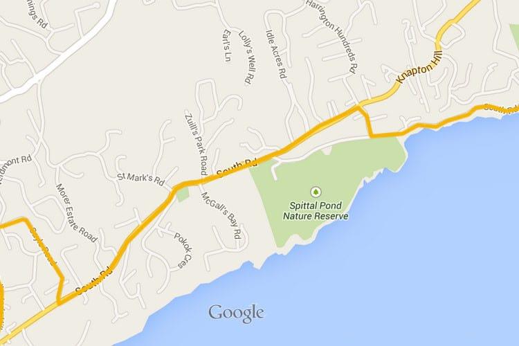 Bermuda Bus Route One - Hamilton To St George Via Bermuda ...