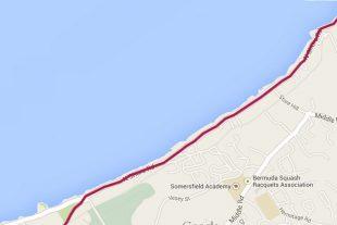Bus Route 10 Bermuda - Hamilton to St George