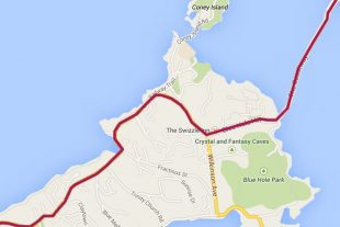 Bus Route 11 Bermuda - Hamilton - Flatts - Bermuda Aquarium - Grotto Bay - Airport - St George