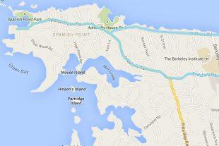 Bus Route 4 Bermuda - Hamilton to Spanish Point