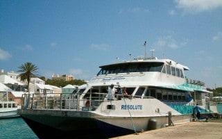 Ferry, St George, Bermuda
