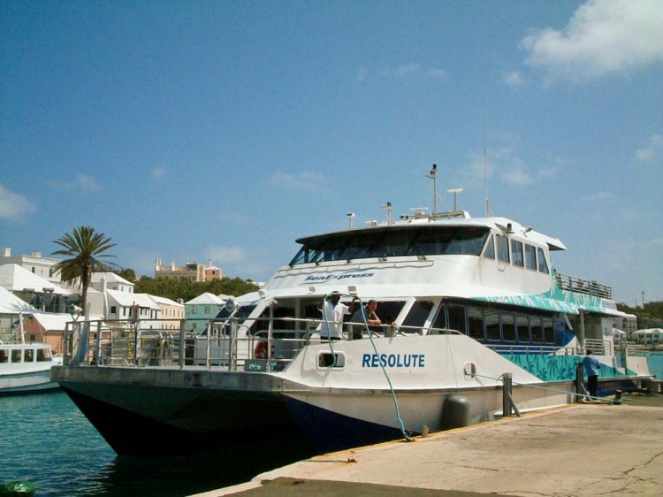 Bermuda Ferry Schedule And Timetable