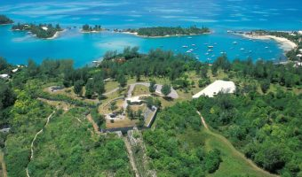 Fort Scaur, Bermuda