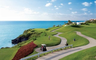 Port Royal Golf Course - One of the venues for the Bermuda Goodwill Golf Tournament