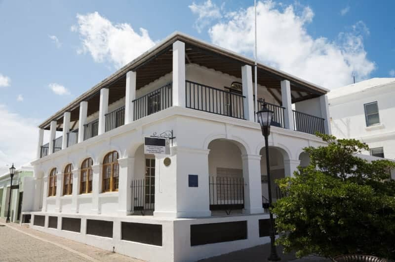 St George's Post Office, Bermuda