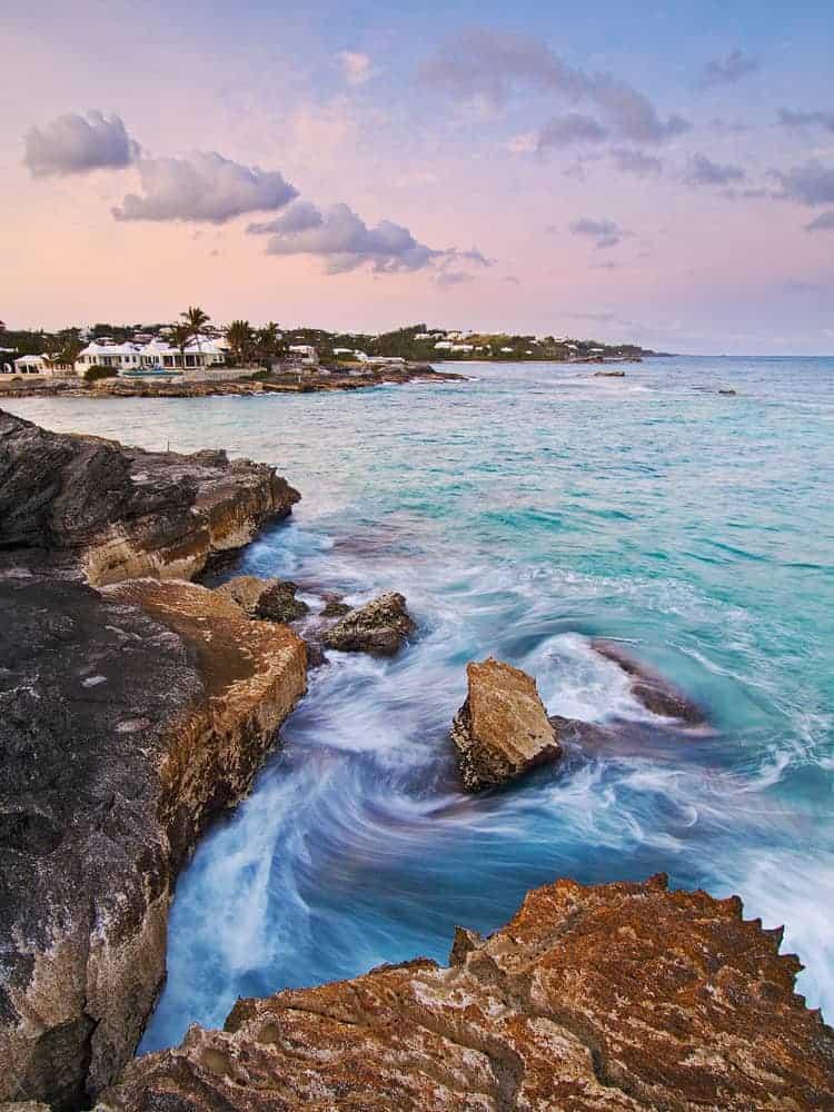 Devonshire Bay in Bermuda