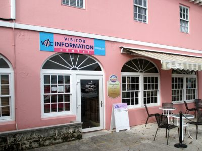 Hamilton Visitor Information Centre, Bermuda