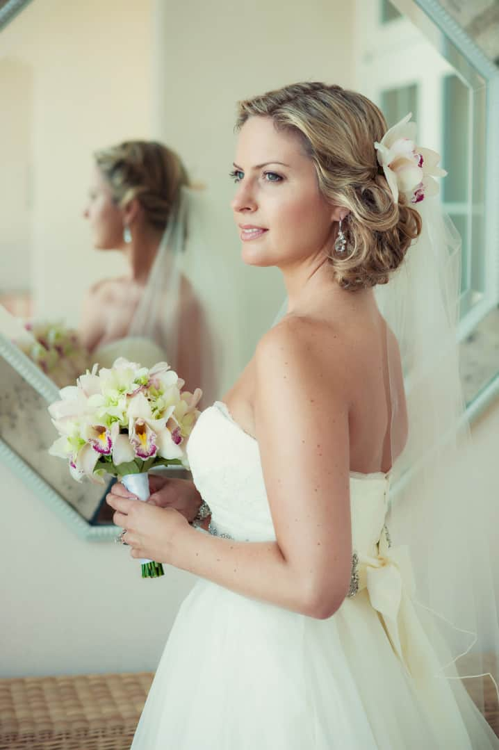 Bride by Amanda Temple Photography