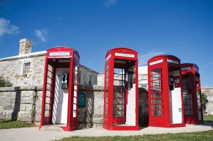 Cell phone service in bermuda