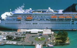 Cruises to Bermuda from New York, Baltimore and Boston