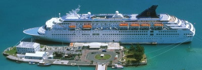 Cruises to Bermuda from New York, Baltimore and Boston